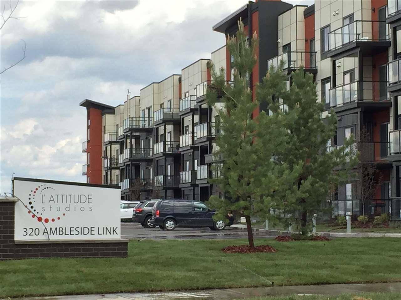 Condo for sale at 320 Ambleside Li Sw Unit 304 Edmonton Alberta - MLS: E4161205