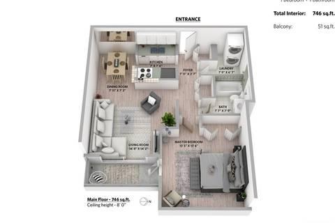 Condo for sale at 360 2 St E Unit 304 North Vancouver British Columbia - MLS: R2361622
