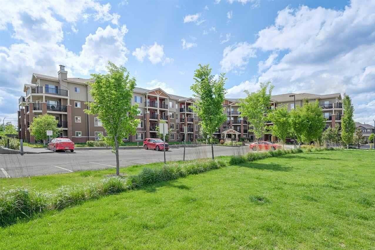 Condo for sale at 3719 Whitelaw Ln NW Unit 304 Edmonton Alberta - MLS: E4190288