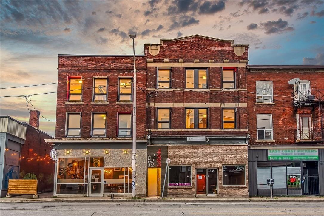Apartment for rent at 433 Barton St E Unit 304 Hamilton Ontario - MLS: H4084543