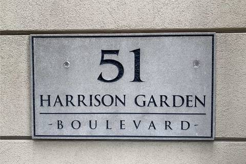 Condo for sale at 51 Harrison Garden Blvd Unit 304 Toronto Ontario - MLS: C4522622