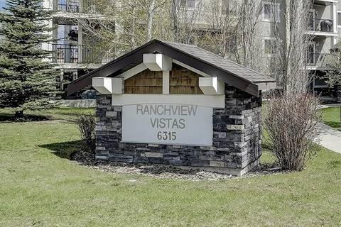Condo for sale at 6315 Ranchview Dr Northwest Unit 304 Calgary Alberta - MLS: C4265278