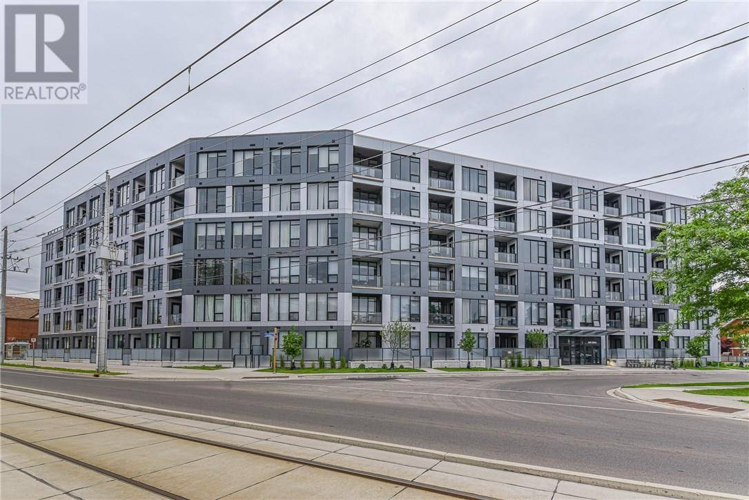 Midtown Lofts Condos: 690 King Street West, Kitchener, ON