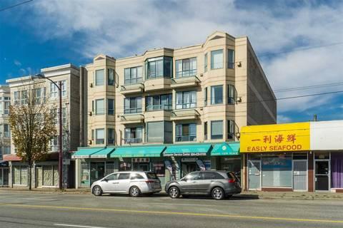 Condo for sale at 6963 Victoria Dr Unit 304 Vancouver British Columbia - MLS: R2402345