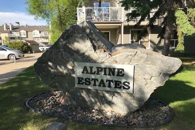 Condo for sale at 70 Alpine Pl Unit 304 St. Albert Alberta - MLS: E4205582