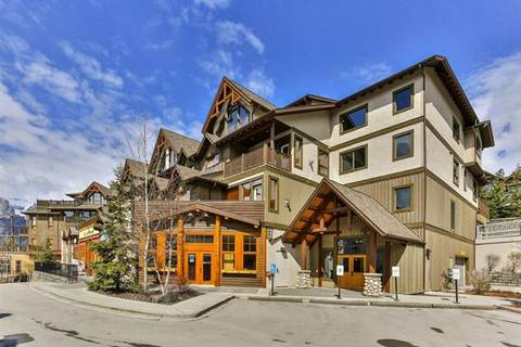 Condo for sale at 701 Benchlands Tr Unit 304 Canmore Alberta - MLS: C4244424
