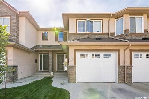 Townhouse for sale at 710 Gordon Rd Unit 304 Saskatoon Saskatchewan - MLS: SK803730