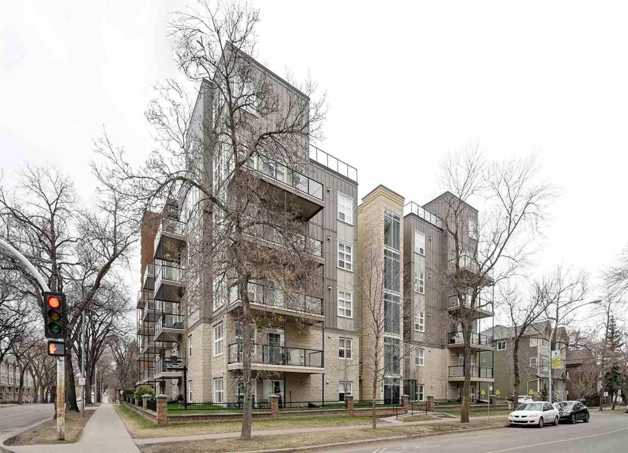 Condo for sale at 8619 111 St Nw Unit 304 Edmonton Alberta - MLS: E4187196