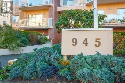 Condo for sale at 945 Mcclure St Unit 304 Victoria British Columbia - MLS: 410436