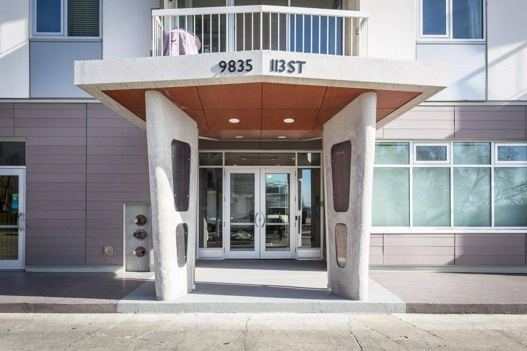 Condo for sale at 9835 113 St Nw Unit 304 Edmonton Alberta - MLS: E4177004