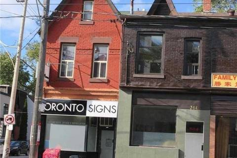 Commercial property for sale at 304 Broadview Ave Toronto Ontario - MLS: E4447543