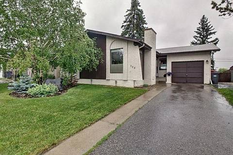 House for sale at 304 Cedarpark Dr Southwest Calgary Alberta - MLS: C4263238