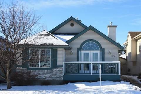House for sale at 304 Chaparral Ridge Circ Southeast Calgary Alberta - MLS: C4286126