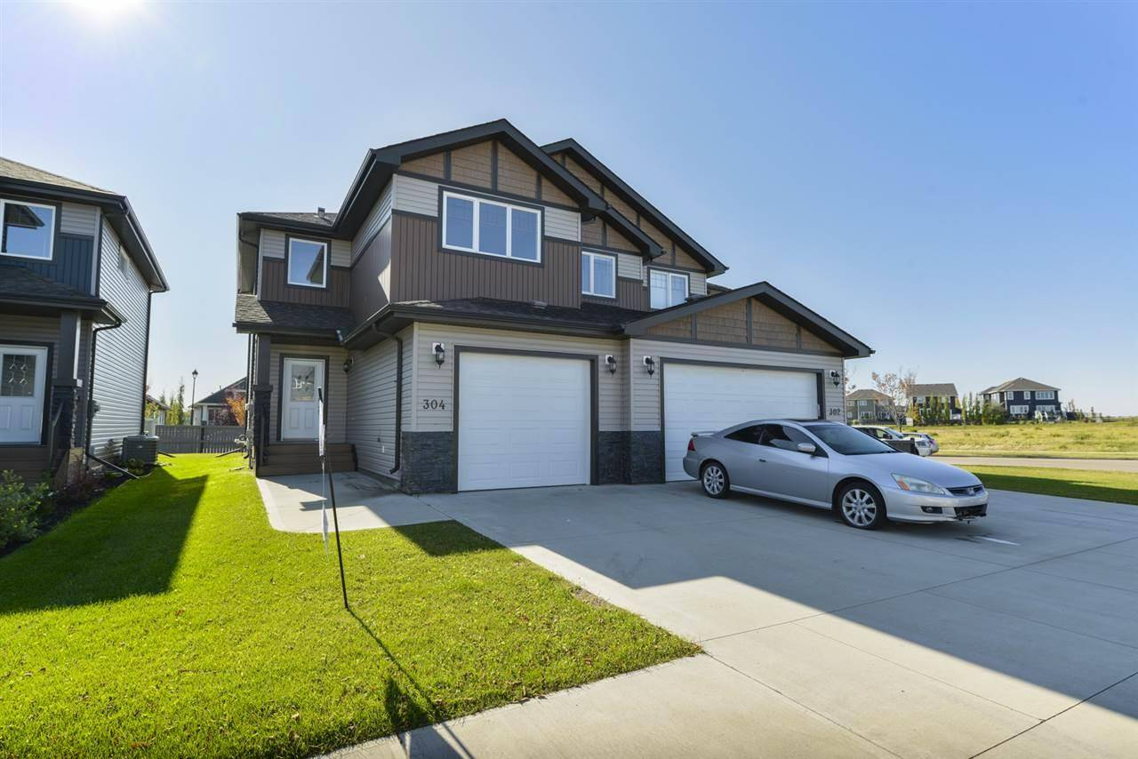 Townhouse for sale at 304 Genesis Vw Stony Plain Alberta - MLS: E4184752