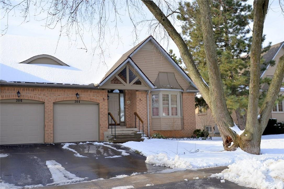 Removed: 304 Hamilton Drive, Ancaster, ON - Removed on 2020-01-31 05:51:19