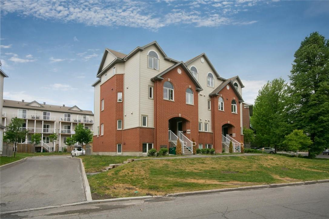 For Sale: 304 London Terrace, Ottawa, ON | 2 Bed, 3 Bath House for $324,900. See 26 photos!