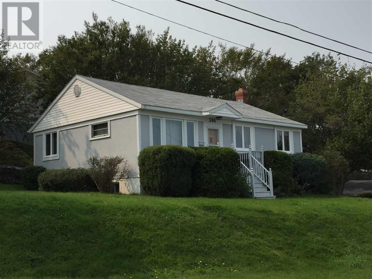 For Sale: 304 Rockdale Avenue, Sydney, NS | 3 Bed, 1 Bath House for $124,900. See 16 photos!