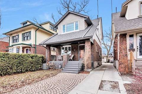 House for sale at 304 Runnymede Rd Toronto Ontario - MLS: W4412011