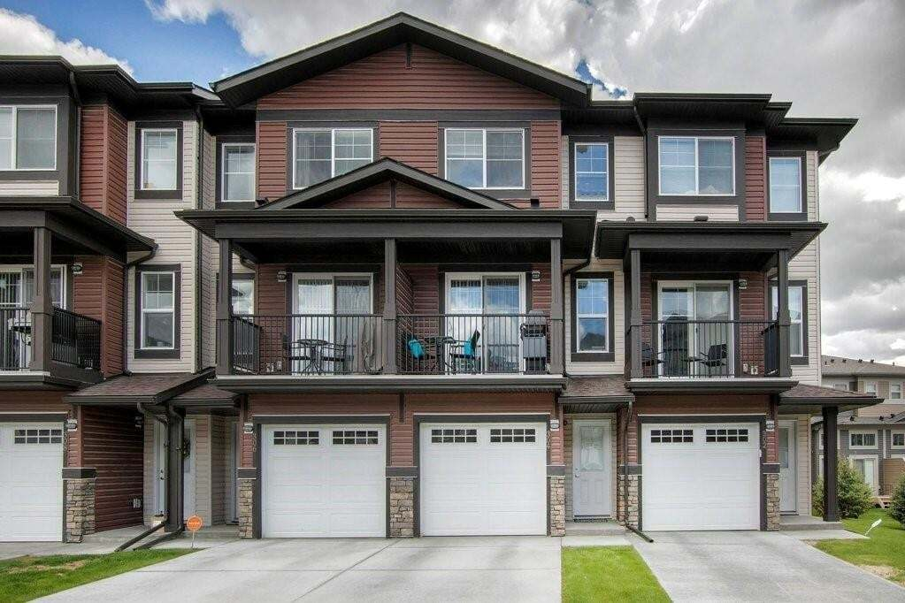 Townhouse for sale at 304 Sage Hill Gv NW Sage Hill, Calgary Alberta - MLS: C4301497