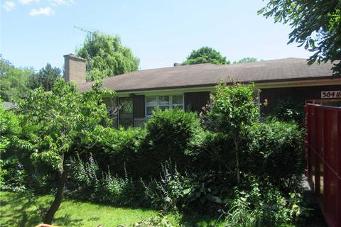 House for sale at 304 Winston Rd Oakville Ontario - MLS: W4517676