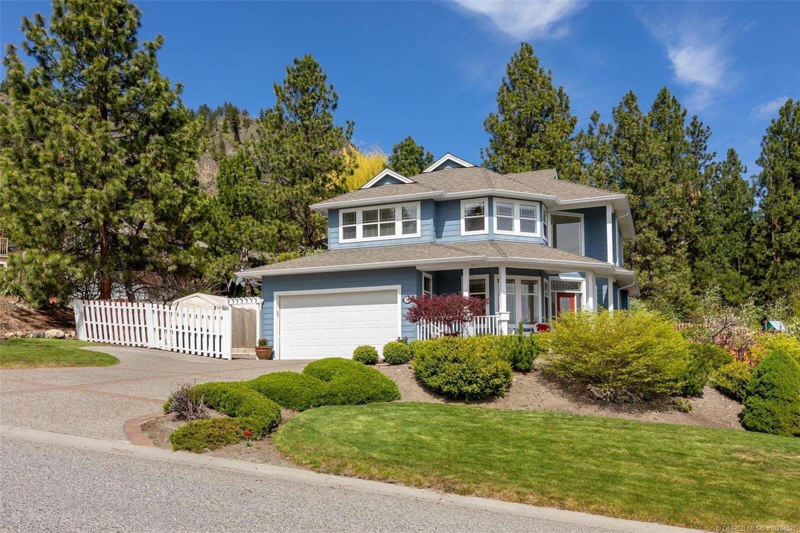 House for sale at 3040 Lakeview Cove Rd West Kelowna British Columbia - MLS: 10204527
