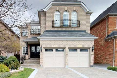 House for sale at 3040 Owls Foot Dr Mississauga Ontario - MLS: W4720841