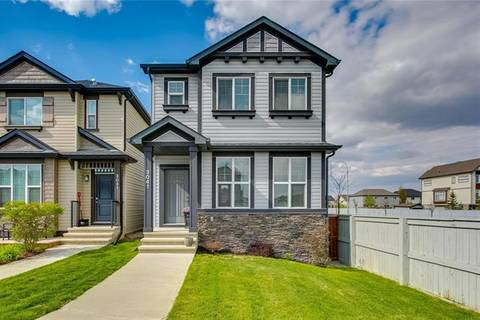 House for sale at 3041 New Brighton Gr Southeast Calgary Alberta - MLS: C4244718
