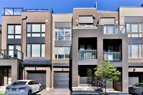 Townhouse for sale at 3041 Silvertip Common Dr Oakville Ontario - MLS: W4946567
