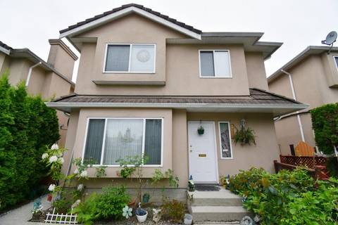 Townhouse for sale at 3043 Knight St Vancouver British Columbia - MLS: R2348900