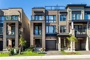 Townhouse for sale at 3044 Silvertip Common  Oakville Ontario - MLS: W4907888