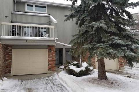 Townhouse for sale at 3046 108 St Nw Edmonton Alberta - MLS: E4139448