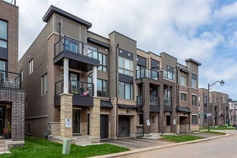 Townhouse for sale at 3046 Blacktusk Common Cres Oakville Ontario - MLS: W4393307