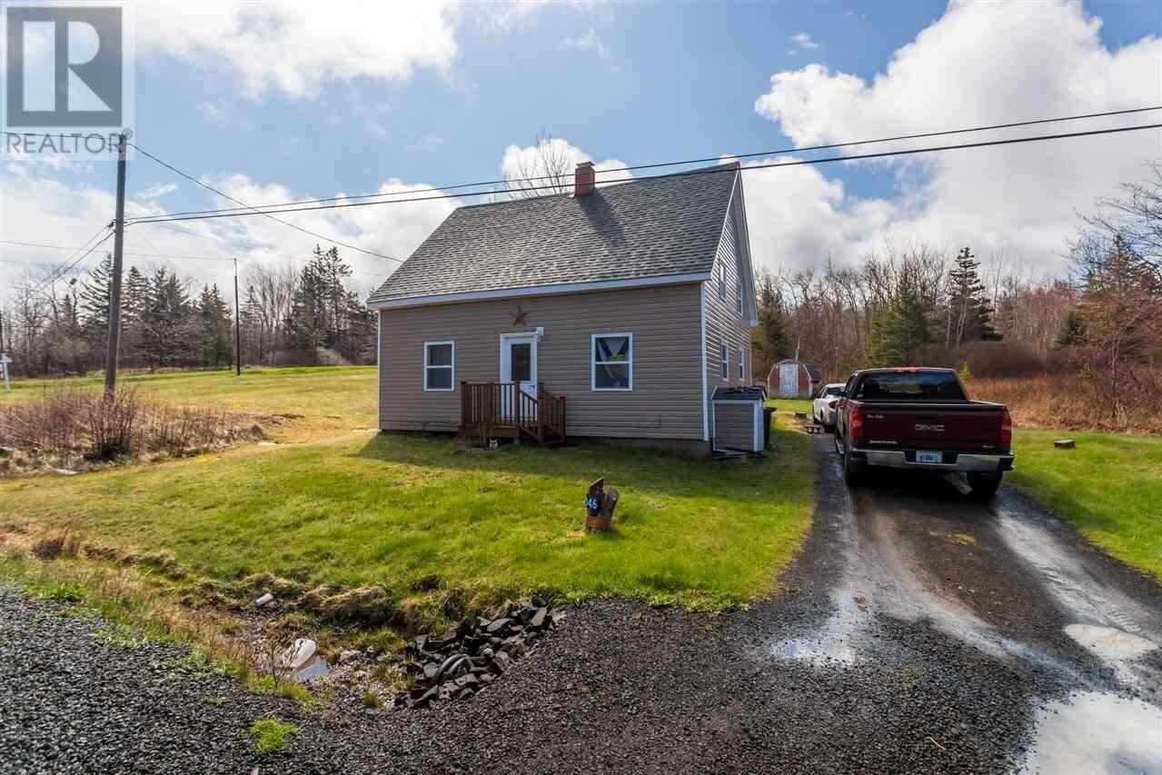 House for sale at 3046 Shore Rd Litchfield Nova Scotia - MLS: 202007683