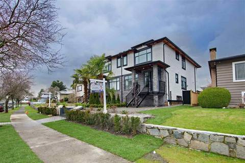 Townhouse for sale at 3047 59th Ave E Vancouver British Columbia - MLS: R2438015