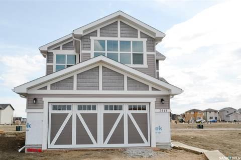 House for sale at 3049 Bellegarde Cres Regina Saskatchewan - MLS: SK801379