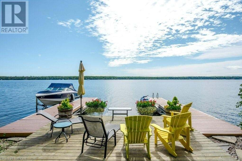 House for sale at 3049 Clear Lake Rd Lakefield Ontario - MLS: 40013650