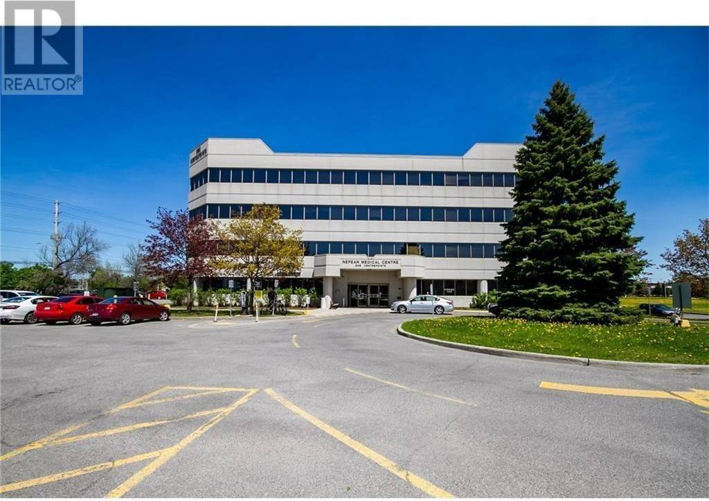 Commercial property for lease at 1 Centrepointe Dr Apartment 305 Ottawa Ontario - MLS: 1172360