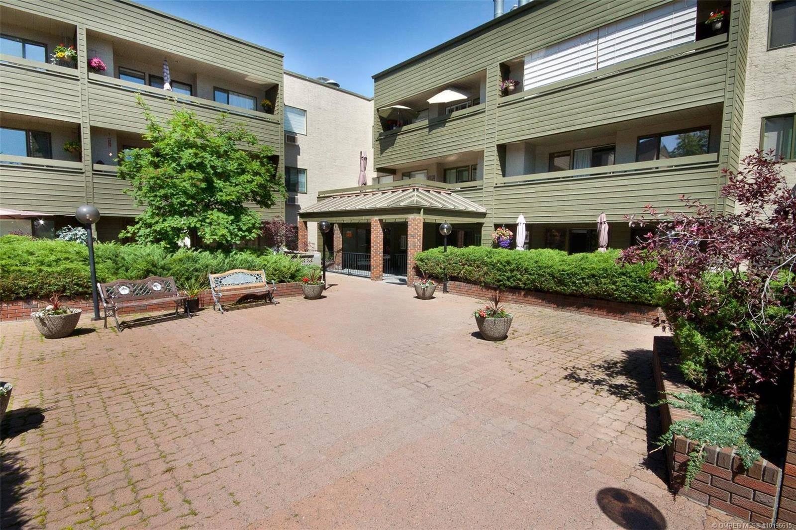 Condo for sale at 1056 Bernard Ave Unit 305 Kelowna British Columbia - MLS: 10196615