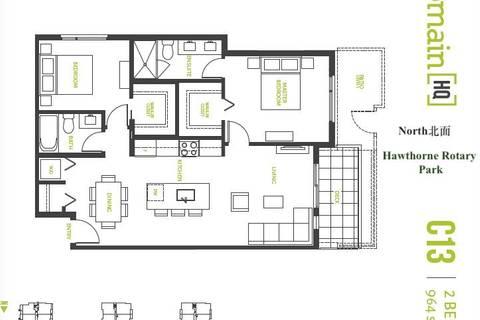Condo for sale at 10603 140 St Unit 305 Surrey British Columbia - MLS: R2396675