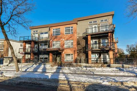 Condo for sale at 10606 84 Ave Nw Unit 305 Edmonton Alberta - MLS: E4149717