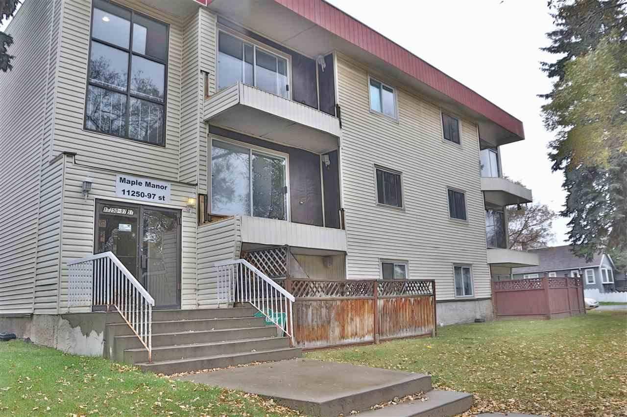 Condo for sale at 11250 97 St Nw Unit 305 Edmonton Alberta - MLS: E4184362