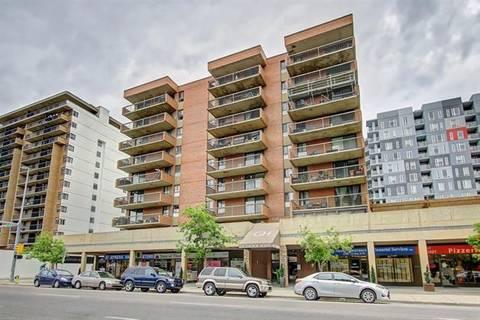 Condo for sale at 1240 12 Ave Southwest Unit 305 Calgary Alberta - MLS: C4253610