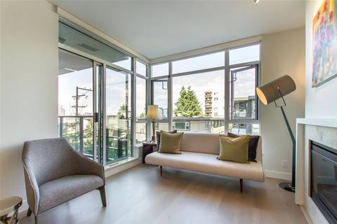 Condo for sale at 1333 11th Ave W Unit 305 Vancouver British Columbia - MLS: R2410488