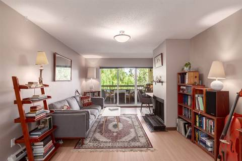 Condo for sale at 1420 8th Ave E Unit 305 Vancouver British Columbia - MLS: R2380643