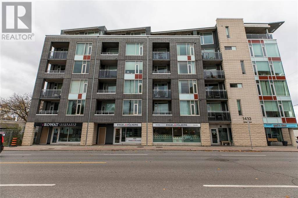 Condo for sale at 1433 Wellington St W Unit 305 Ottawa Ontario - MLS: 1174615