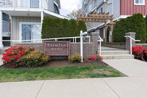 Townhouse for sale at 1661 Fraser Ave Unit 305 Port Coquitlam British Columbia - MLS: R2449665
