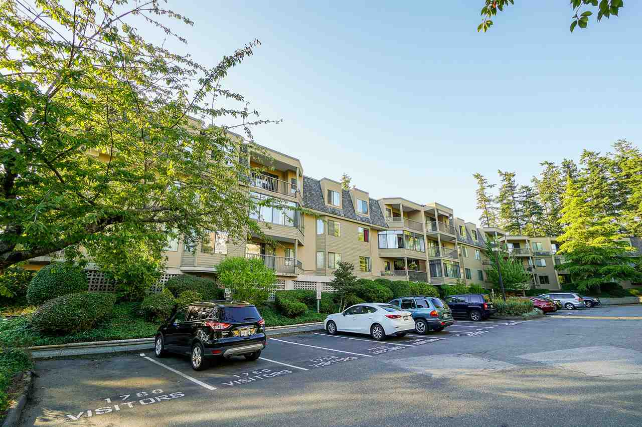 For Sale: 305 - 1760 Southmere Crescent, Surrey, BC | 2 Bed, 1 Bath Condo for $379,000. See 20 photos!