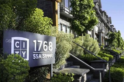 Townhouse for sale at 1768 55a St Unit 305 Tsawwassen British Columbia - MLS: R2351438
