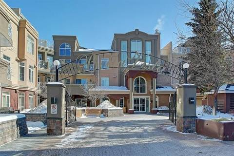 Condo for sale at 1800 14a St Southwest Unit 305 Calgary Alberta - MLS: C4229104