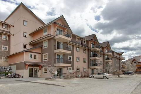 Condo for sale at 186 Kananaskis Wy Unit 305 Canmore Alberta - MLS: C4242095